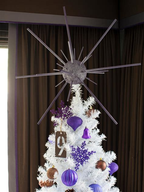 make your own christmas tree topper 5 indoor projects to try instead of shopping on black friday hgtv s decorating design