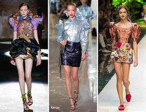 summer 2017 design trends spring summer 2017 fashion trends fashionisers