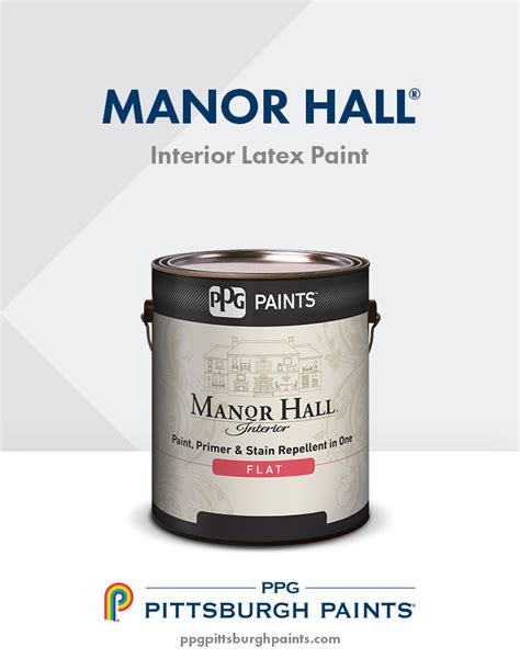 ppg pittsburgh paints manor interior paint