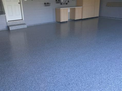 Polyaspartic Polyurea Garage Floor Coating   Flooring