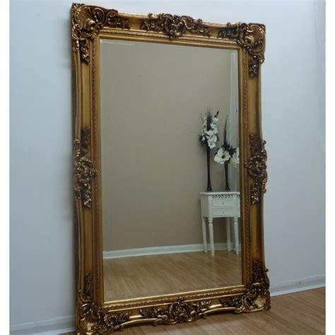 Large Gold Floor Mirror by Pin By Rachael Lundblade On Home