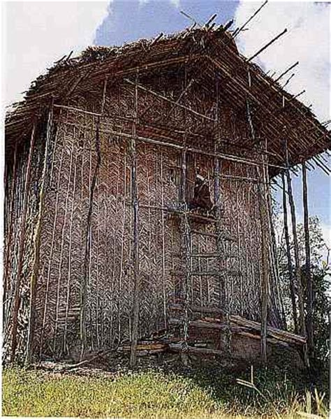 cult house history of newguinea