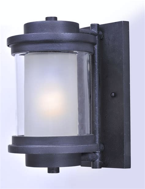 Led Outdoor Lighting Wall Mount Lighthouse Led 1 Light Small Outdoor Wall Outdoor Wall Mount Maxim Lighting