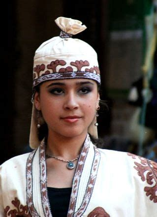uzbek traditional costume in girl uzbek traditional dressed girl the many of the one