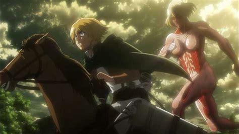 resensi anime attack on titan attack on titan anime amino
