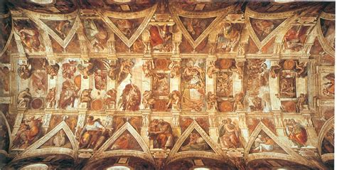 Michelangelo Sistine Ceiling by Flashcards Midterm 1 Studyblue