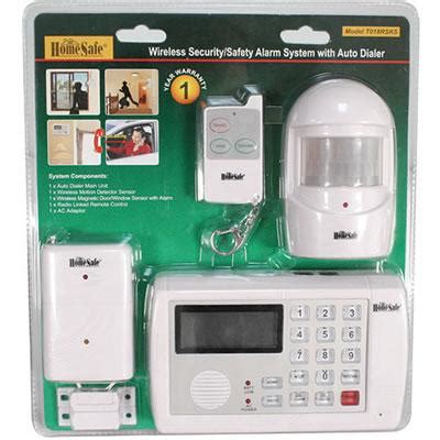 a wireless home security system offers reliable home and