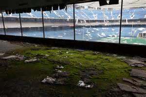 Who Owns The Pontiac Silverdome Striking Photos From Inside The Abandoned Silverdome