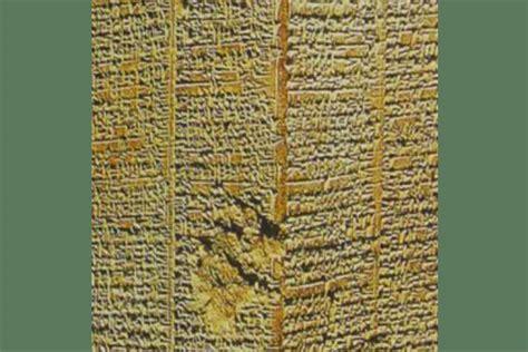 sumerian king list sumerian king list still puzzles historians after more