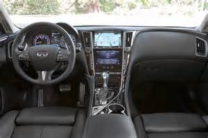 Infiniti Q50 Interior Nissan To Sell Infiniti Branded Cars In Japan Photo
