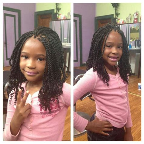 Kinky twist   *Hairstyles Galore *   Pinterest   Kid hairstyles, Hair style and Kid braids