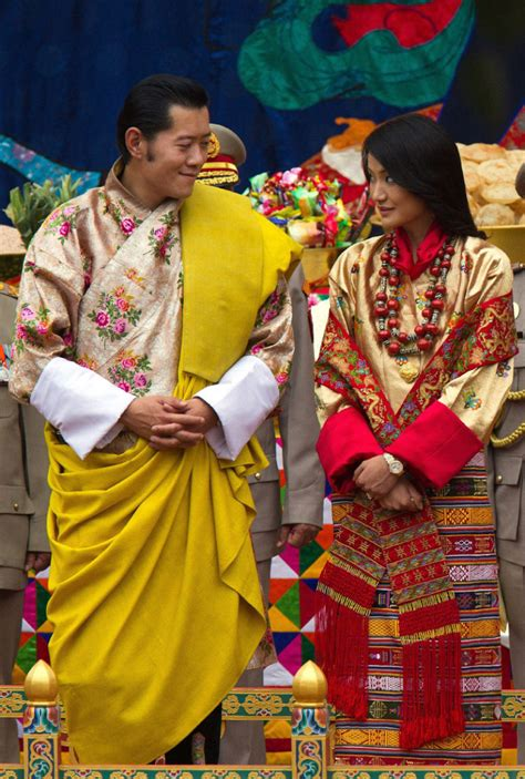 Royal wedding in Bhutan   Toronto Star