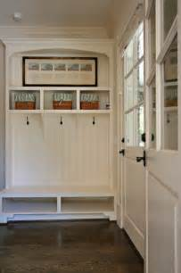 Front Entry Storage Mudroom Entry