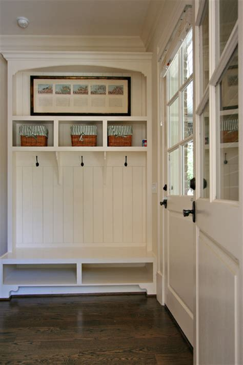 Entry Room Ideas by Mudroom Entry