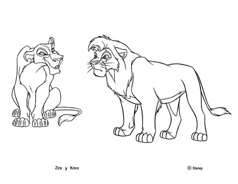 coloring pictures of lion king 2 coloring pages simba s pride fun site