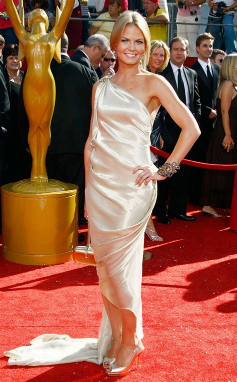 Who Wore Marchesa Better Morrison Or Snow by Best Dressed At The Emmy Awards Of All Time E News