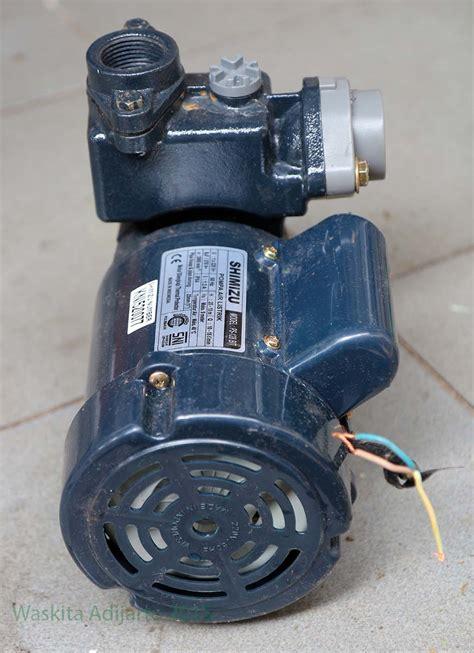 Pompa Air Shimizu Ps 151 pompa air shimizu ps 128 bit elektrologi