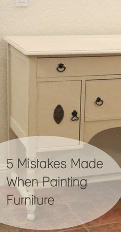 diy chalk paint mistakes chalk painted furniture ideas do you something you