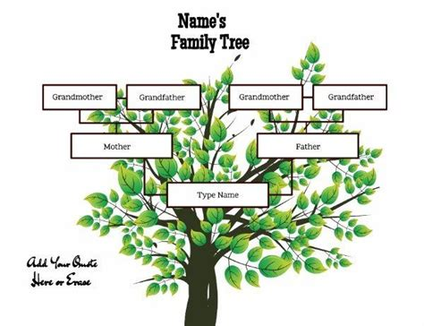 family tree maker free template 1000 ideas about family tree templates on
