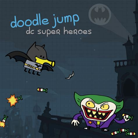 Doodle Jump Dc Heroes Reviews Cheats