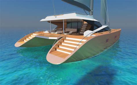 catamaran cost blue coast 88 catamaran aft yacht charter superyacht