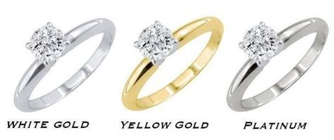 Bonia Ravit Gold Plat White how to tell the difference between platinum and white gold quora