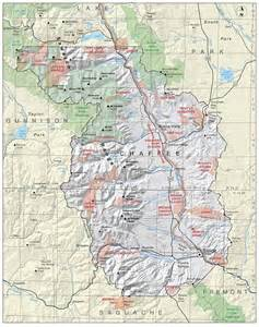 chaffee county colorado geological survey