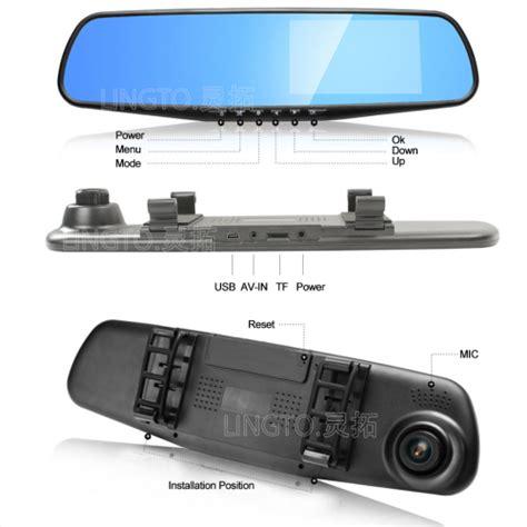 New Car Dvr Car Blackbox 720p Hd Dvr 25inch security monitors displays vehicle blackbox dvr rearview display car dashboard dash