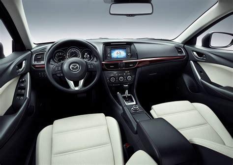 Mazda 6 2012 Interior by 2013 Mazda6 Sedan Interior 1