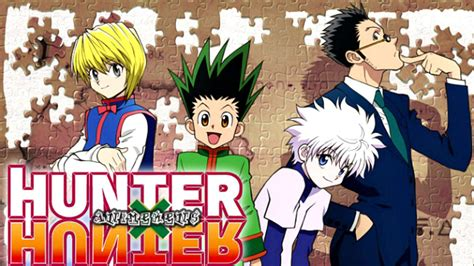 anime hunter x hunter 5 anime series hunter x hunter fans must watch