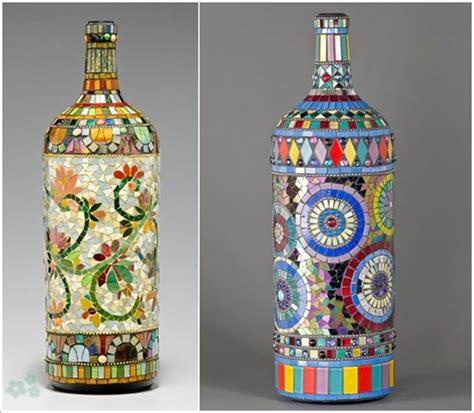 adornos de botella navidad imagenes 18 ideas para decorar con botellas de vidrio javies com