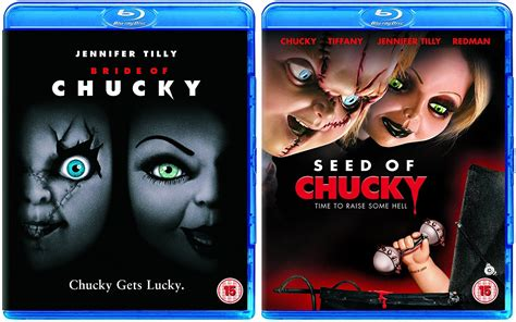 chucky film order bride of chucky and seed of chucky come to uk blu