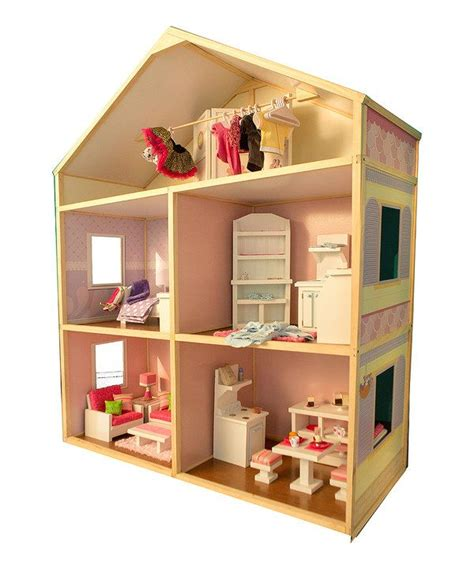 18 doll house sweet bungalow doll house