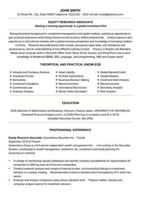 Research Associate Resume by 11 Best Best Research Assistant Resume Templates Sles