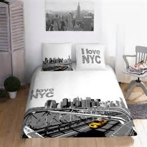 Housse De Couette New York Pas Cher by Housse De Couette New York Trendyyy