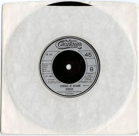 Genesis Detox Milwaukee Wi by Genesis Quot Misunderstanding Quot 1980 45 Collection