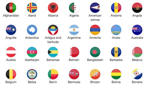Best Home Design Websites by Best Country Flag Icons To Use For Websites