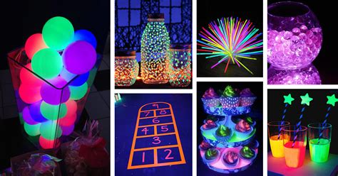 Wonderful Game Room Ideas For Adults #6: Glow-in-the-dark-ideas-featured-homebnc.jpg