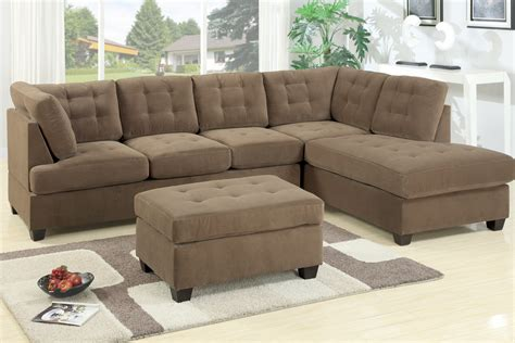 Chaise Sofa Sectional Admirable 2 Sectional Sofas With Chaise Flooding Interior With Attractive And Comfortable