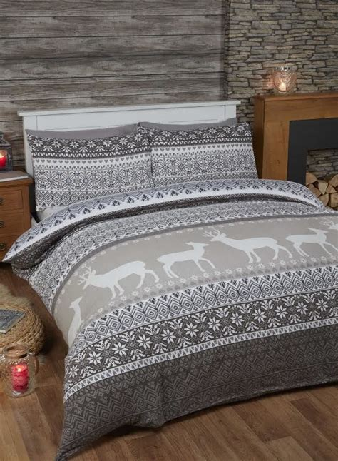 100 cotton bedding 100 brushed cotton flannelette bedding quilt duvet cover