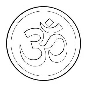 printable coloring pages gt om symbol gt 32477 om symbol coloring pages 4