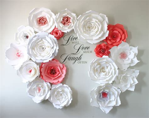 How To Make Large Paper Flowers For Wedding - florals are back in trend here s how to incorporate it in