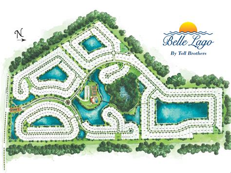 site planning and design belle lago site plan your belle lago connection