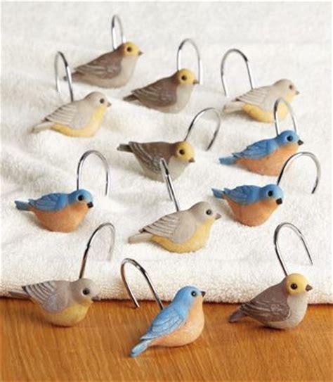 bird shower curtain rings 17 best ideas about bird shower curtain on pinterest
