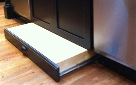 Cabinet Pull Out Step Stool by Kitchen Cabinetry With Pull Out Stools Pull Out Pantry