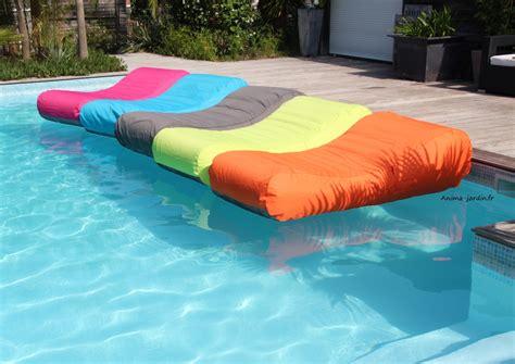 canapé pas cher design coussin de piscine 201 l 233 gant matelas de piscine flottant