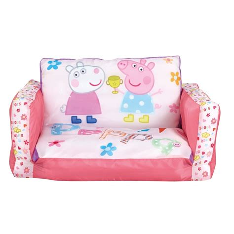 kids inflatable sofa peppa pig inflatable chair for kids with removable cover