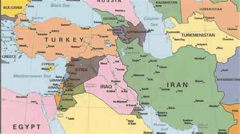 us map of middle east index of photos