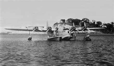 flying boat cafe rose bay vale george roberts oam qantas pprune forums