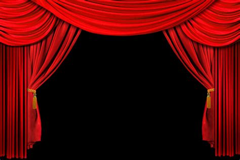red theatre curtains the gallery for gt stage curtains border